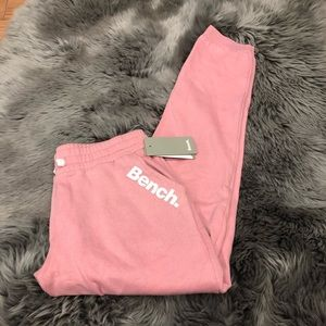 Bench Joggers Pants: Pink (PM824)